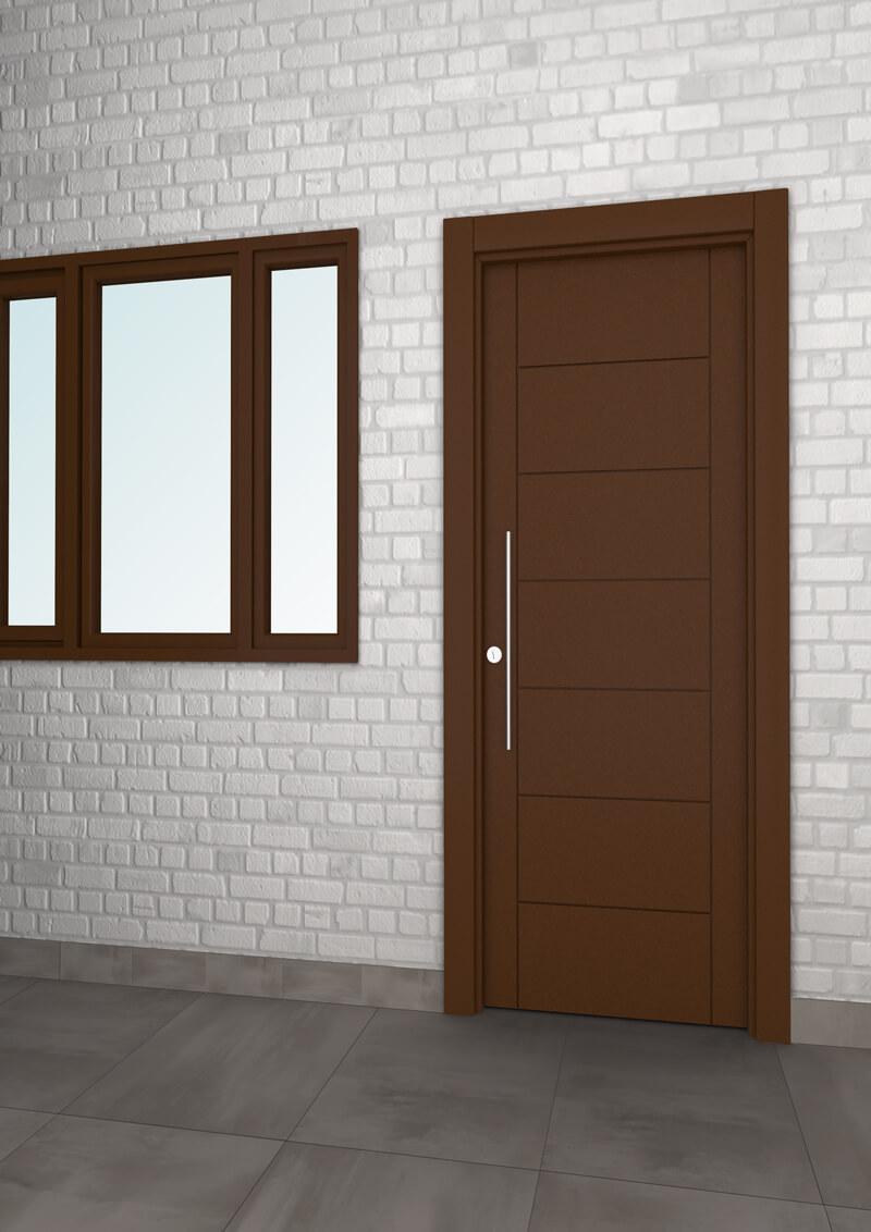 Nazan 400 6h2v nazan ventanas y puertas de pvc for Modelos de puertas y ventanas de aluminio